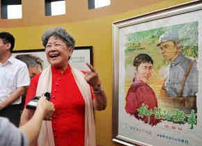 庆祝新中国成立70周年 国产优秀电影海报展开展