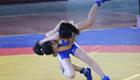 潍坊市第二十届运动会摔跤比赛圆满闭幕