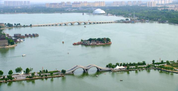 微视频《山东24小时》刷屏!东昌湖、京杭大运河彰显聊城古韵