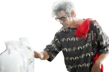 13个国家70名陶艺家切磋技艺 让百姓走进陶艺世界