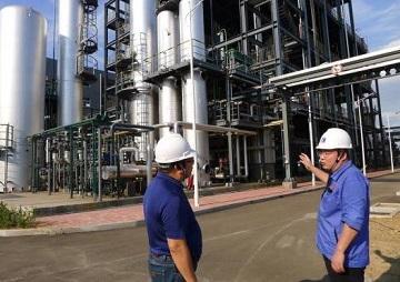 世界首個CO2合成DMF中試項目在棗莊成功