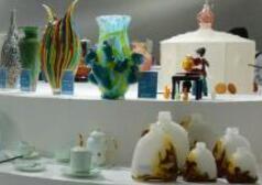 13个国家70名陶艺家作品集中亮相 木火勾勒中外陶艺融合新图景