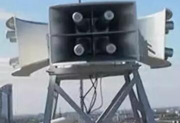 淄博18日10:00进行防空警报试鸣