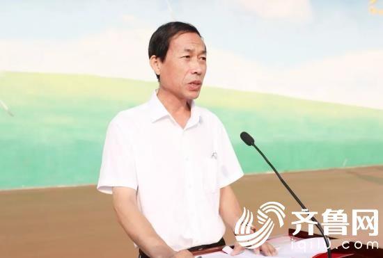 副院长穆俊华主持大会