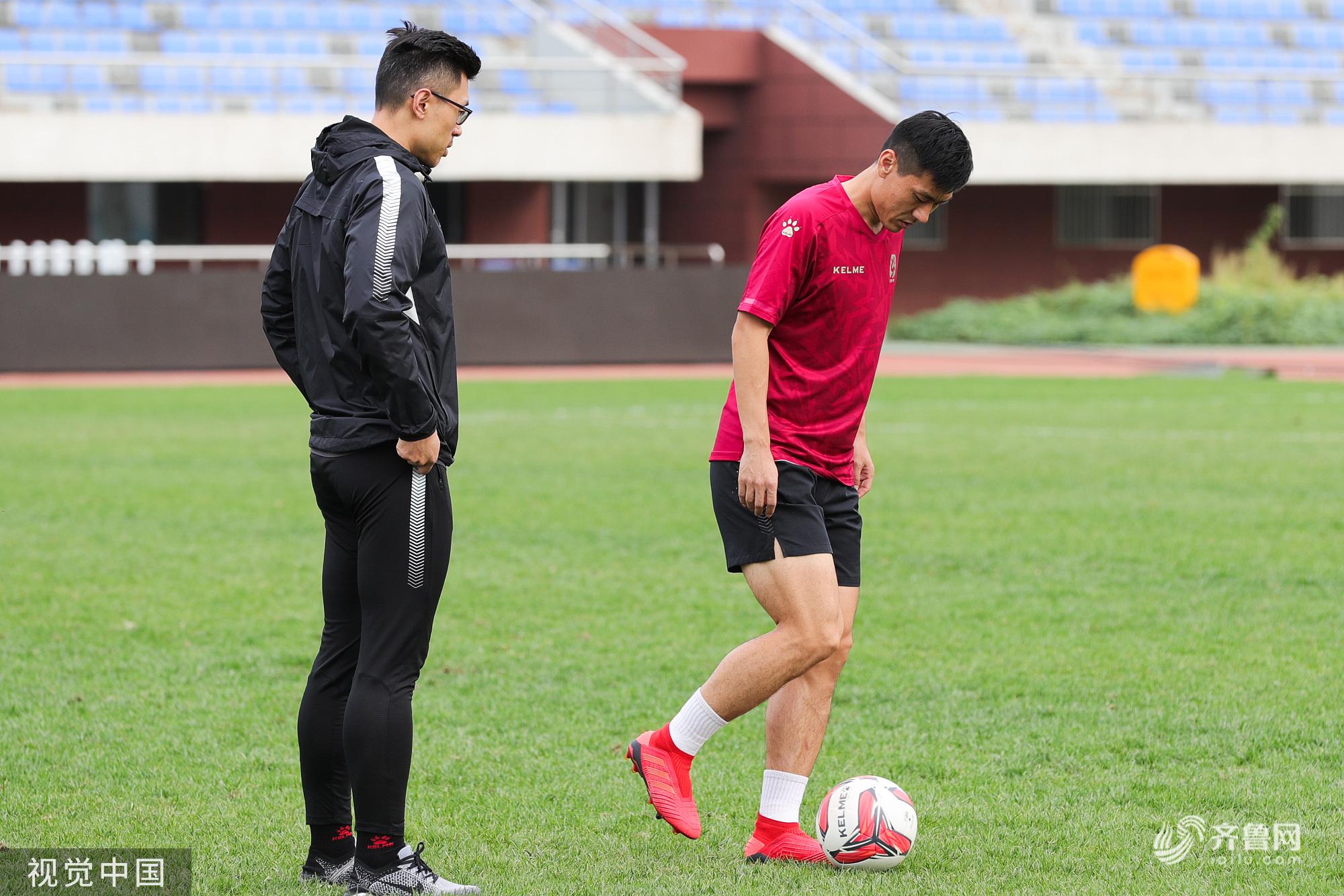 2019中乙第28轮前瞻:淄博蹴鞠训练备战