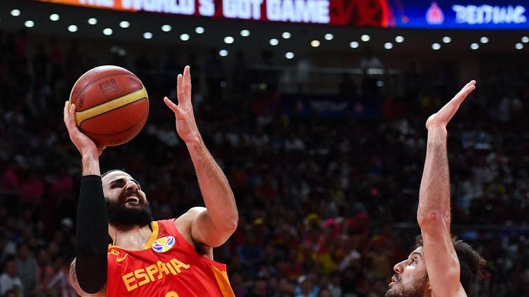 世界杯西班牙大胜阿根廷夺冠 金童卢比奥获全场MVP