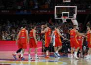 篮球世界杯最终排名:西班牙历史第二金 中国第24