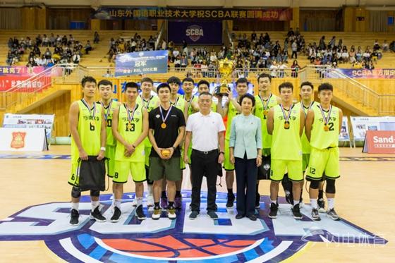 2019赛季SCBA综合院校组比赛落幕 宁波大学问鼎冠军