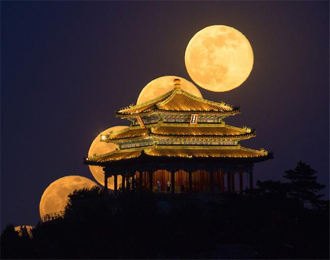 如月之恒:月亮摄影师分享的拍月秘笈