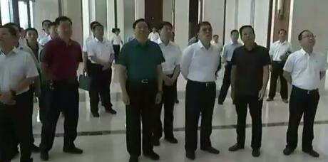 王玉君到市委党校新校区调研