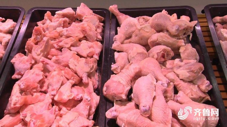 78秒丨保护舌尖上的安全!山东畜禽肉产品至少经过6次检查