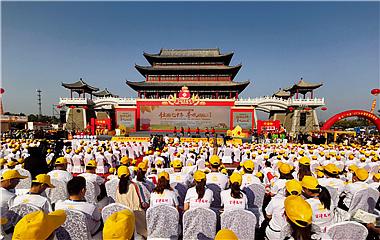 中国农民丰收节!闪电新闻11路记者直播给你好看