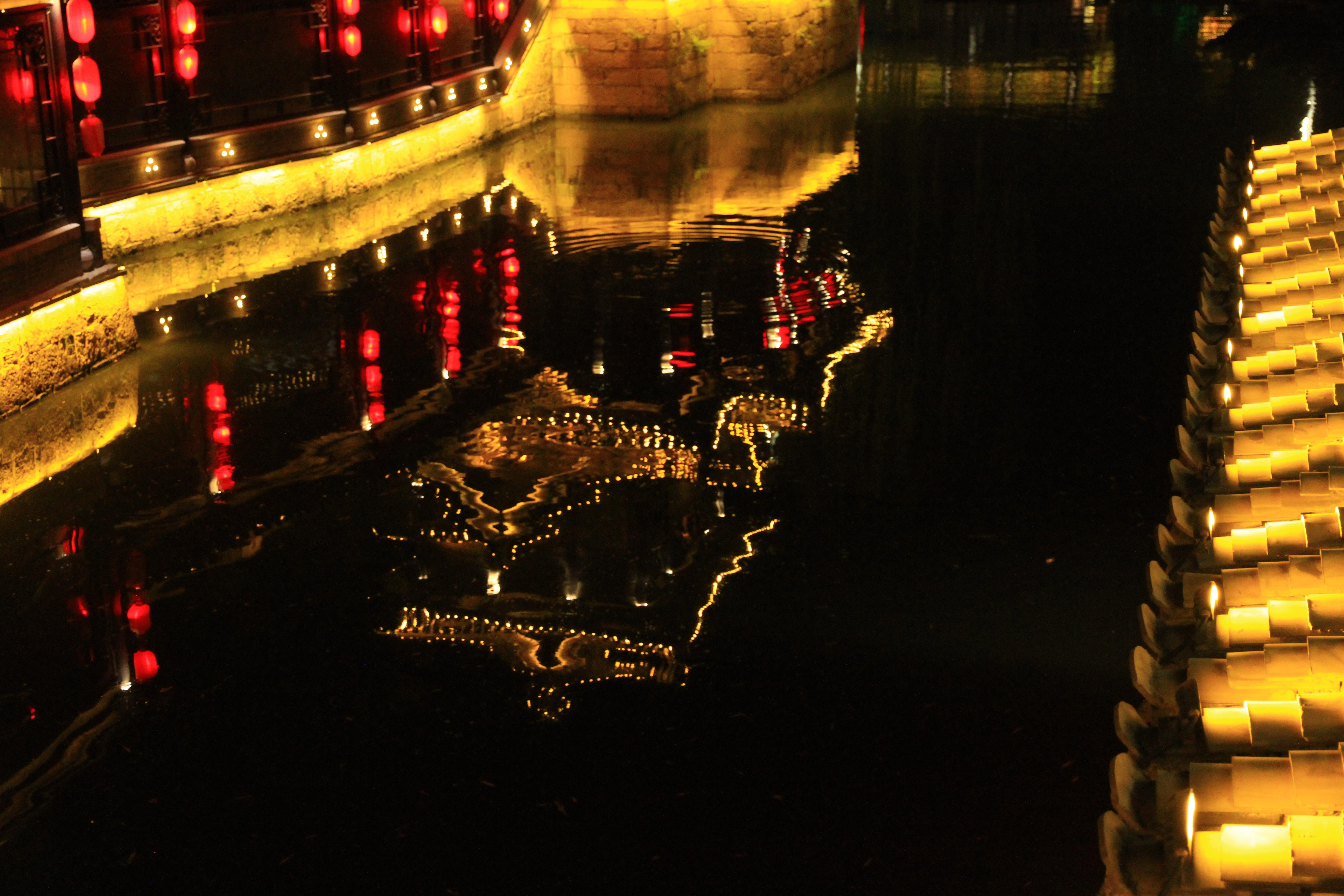 4、来自古运河的潺潺流水