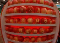 淄博35个产品在第十六届中国林交会荣获金奖