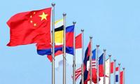 我國對外貿易規模居全球第一