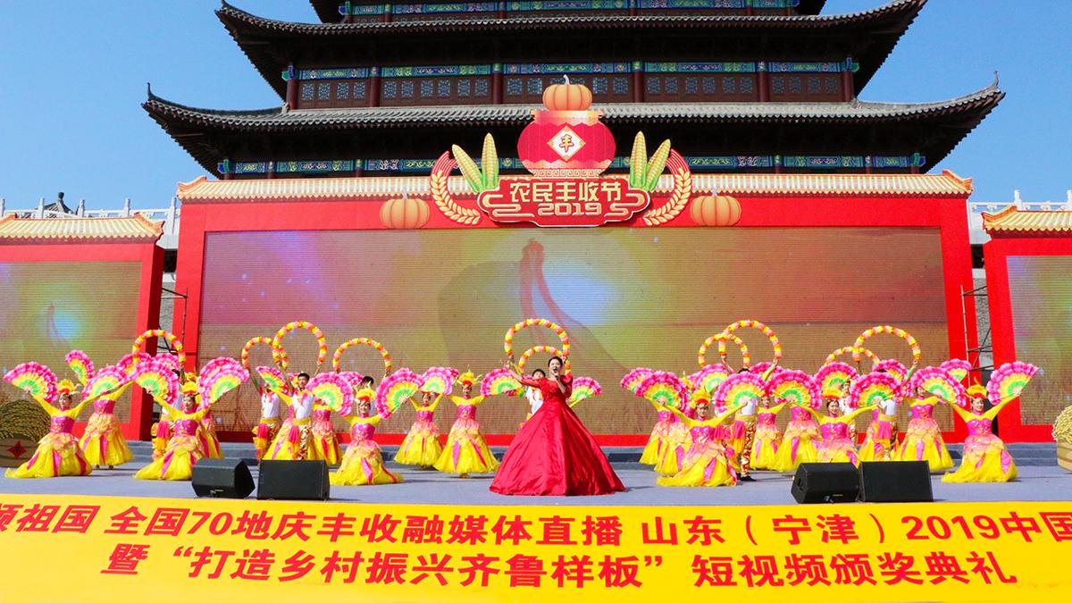 山东(宁津)2019中国农民丰收节(专题)