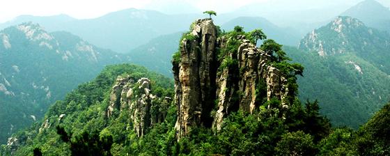 健康国庆 动感出行丨登顶沂蒙之巅,共赏壮丽河山