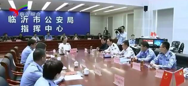王玉君调研国庆期间安保维稳和大气污染防治工作
