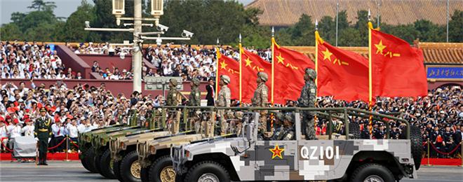 """【地评线】太燃了!国庆""""大阅兵""""是最震撼人心的爱国主义教育"""