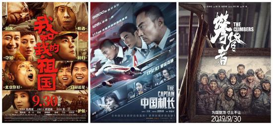 国庆档电影观众满意度88.6分 破调查以来新纪录