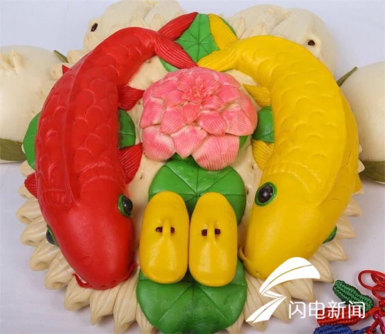 南海花饽饽:传承技艺 精雕细琢