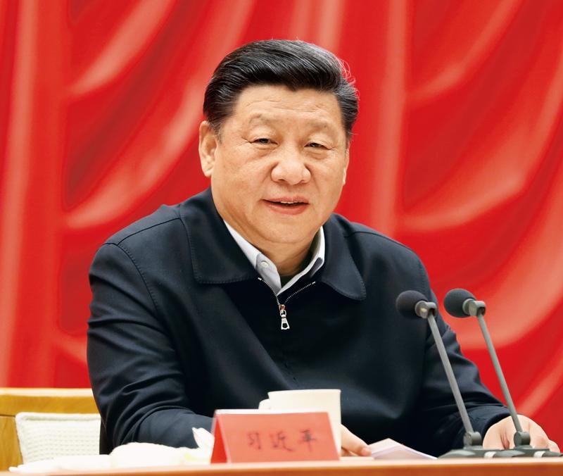 习近平:没有任何力量能够撼动我们伟大祖国的地位!