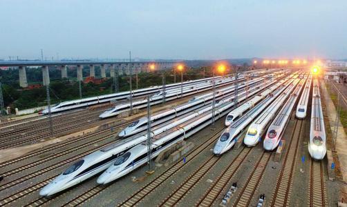 """G字头""""公交"""",走起! 铁路调图,济南东、西站往返高铁增加"""