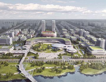 镜头里的滨州经济技术开发区:生态之城 魅力之城 智慧之城