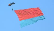 高空勇者修行记——走近解放军八一跳伞队