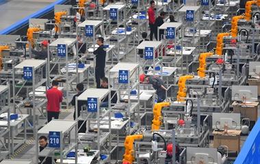 第三届全国工业机器人技术应用技能大赛决赛在济南开赛