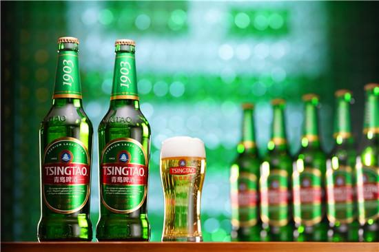 """14度蝉联  青岛啤酒是""""最受赞赏的中国公司""""常青树"""