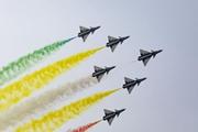 中國空軍航空開放活動精彩繼續