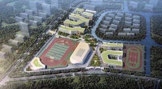蓄力省运会+助力全民健身!日照多处体育场馆开工建设