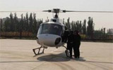 紧急救援!早高峰,淄博这里发生交通事故,直升机都出动了!
