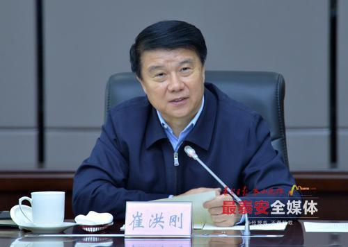 """崔洪刚:促进统一战线""""大团结""""助力经济社会""""大发展"""""""
