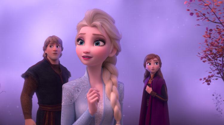 全球票房第一动画回归!《冰雪奇缘2》11月22日同步北美国内上映