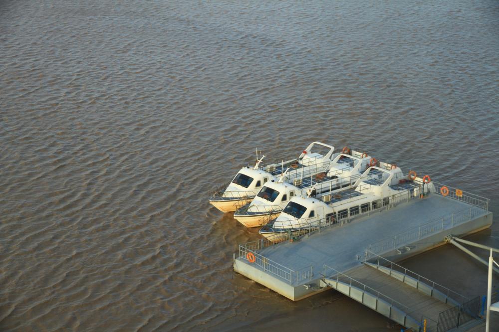 12、黄河口游船码头
