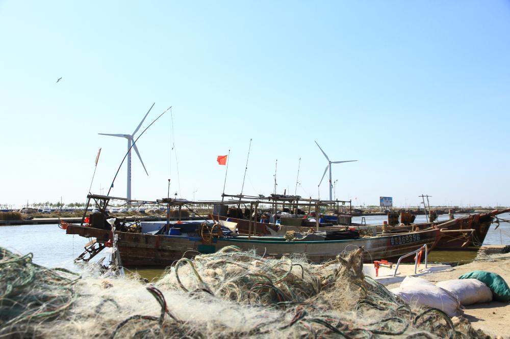 36、渔港码头