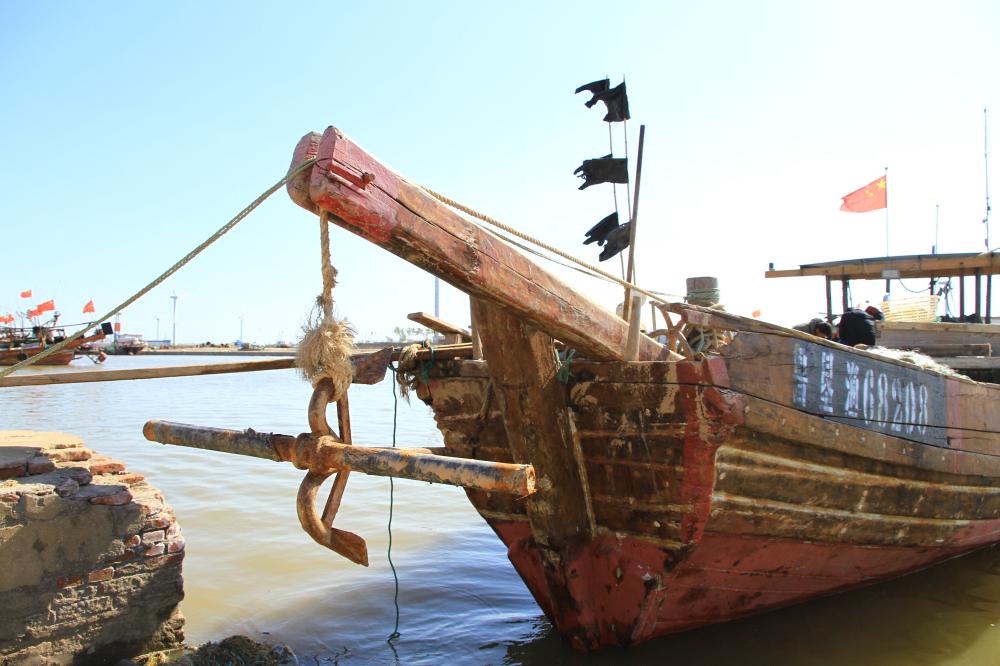 37、渔港码头
