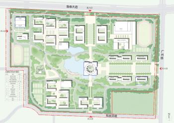 山东农业工程学院淄博校区一期主体封顶 明年八月底4000学生淄博上大学