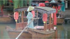 小桥流水烟雨人家 在台儿庄拥抱柔软的小城时光