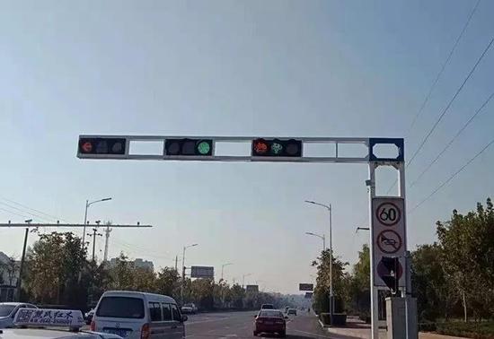 疏堵保畅 东营市中心城交通信号再调优