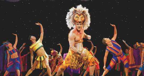 百老汇音乐剧《狮子王》来了!明年武汉北京驻演200场