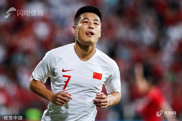 武磊破门张琳芃乌龙 国足世预赛客场1-2不敌叙利亚