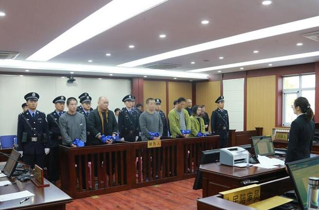 临沂对6起恶势力犯罪案件进行集中宣判