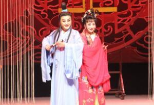 《紫凤》飞临威海 五音戏四地巡演拉开序幕