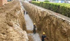 聊城加快推进雨污分流设施改造 完成4条暗渠清淤