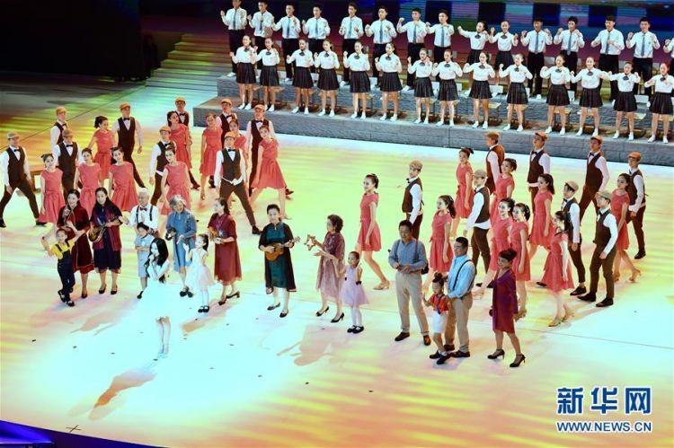 (文化)(6)第28届中国金鸡百花电影节开幕
