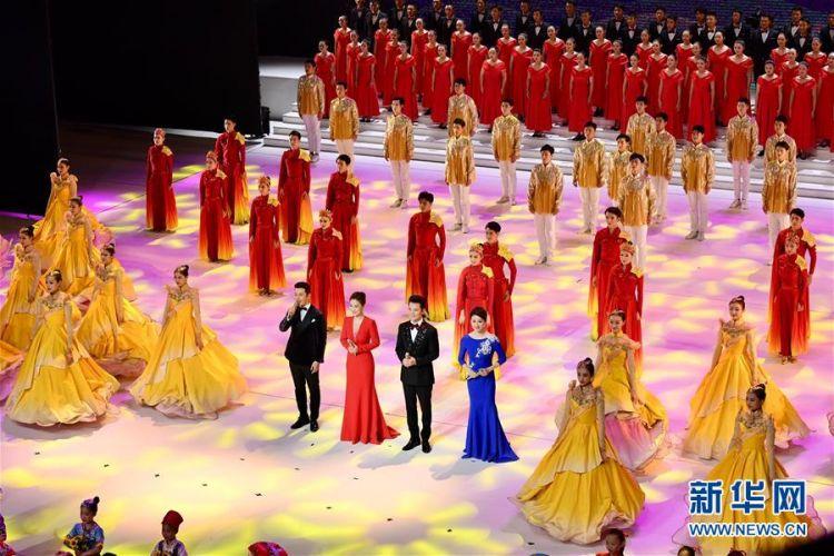 (文化)(7)第28届中国金鸡百花电影节开幕