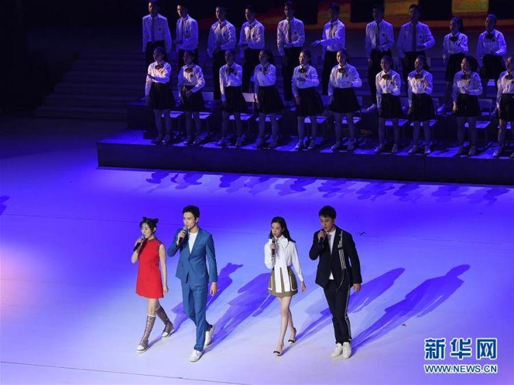 (文化)(5)第28届中国金鸡百花电影节开幕